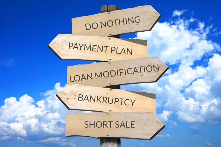 Foreclosure Options To Remain In your House