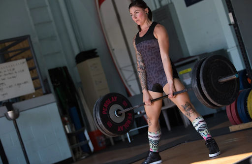 Weightlifting And Powerlifting Women Need Singlets