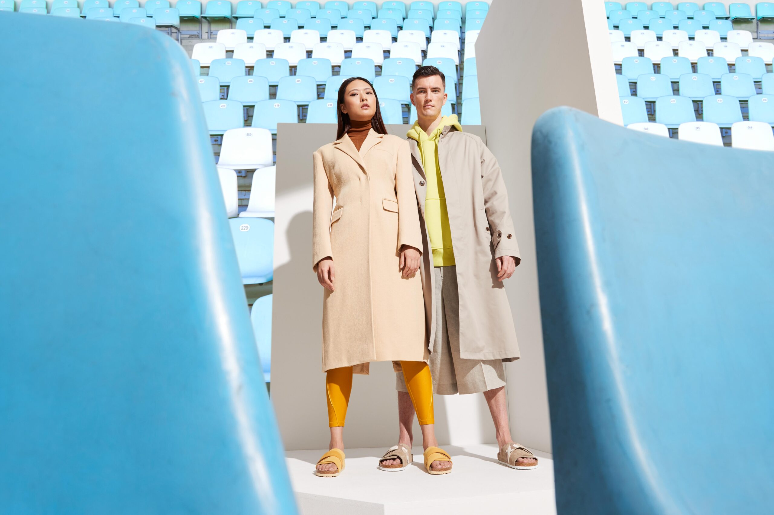 Embrace Androgynous Fashion with Trendy Sandals from BIRKENSTOCK