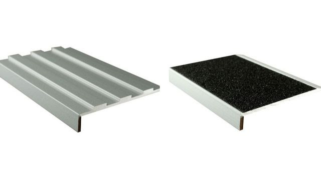 Install Anti-slip Stair Nosing to Prevent Injuries on a Staircase!
