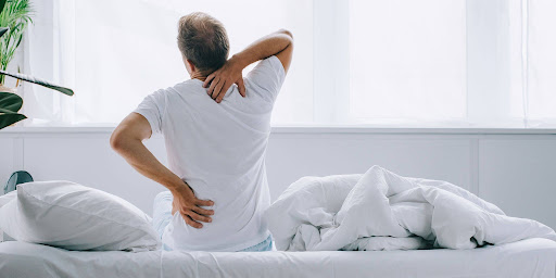 3 Warning Signs To Tell If Your Mattress Is Causing A Back Pain